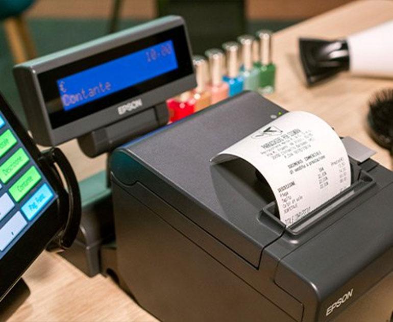 Epson Fiscal Printer